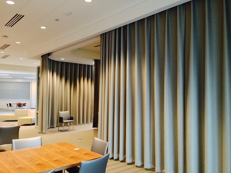 Room Dividing Curtain Ideas